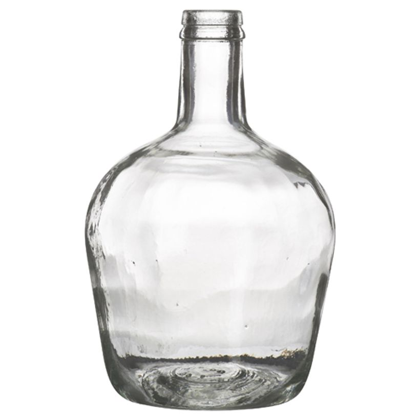 Bonbonne en verre transparent Athezza - MM
