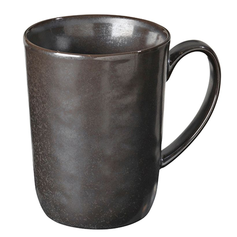 Mug en grès carbone Esrum Night Broste